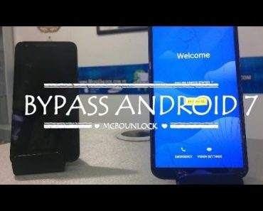 HOW TO BYPASS NOUGAT GOOGLE FRP LOCK ON NEXUS 6 ANDROID 7 / 7.1.1 OCT 2016