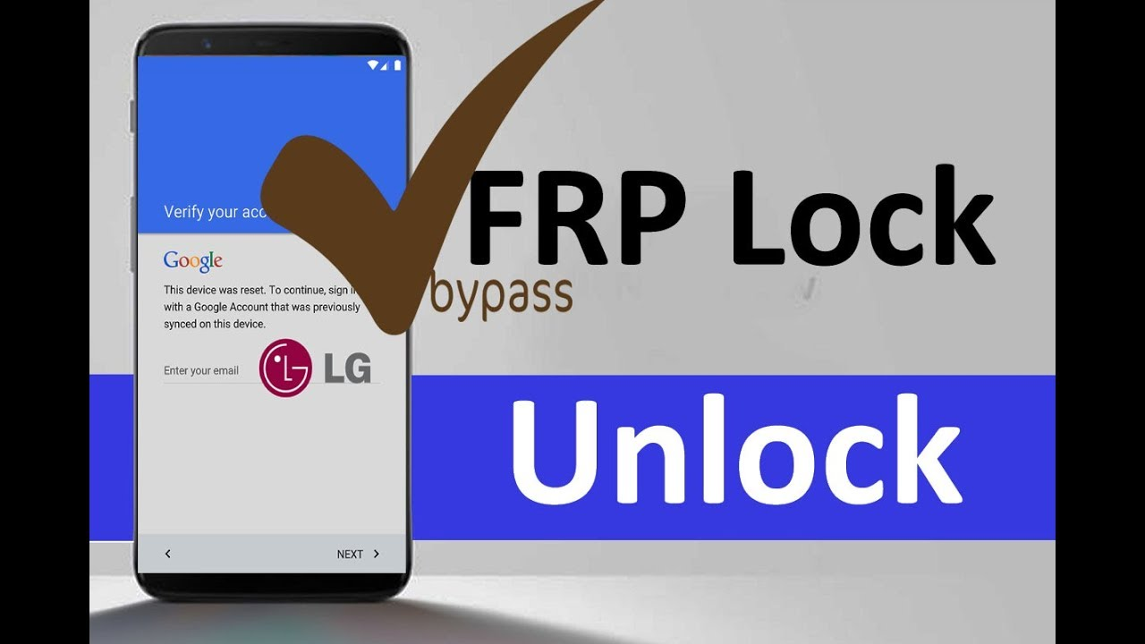 New Trick To BYPASS GOOGLE ACCOUNT LG G7, LG G6, LG G8 FRP