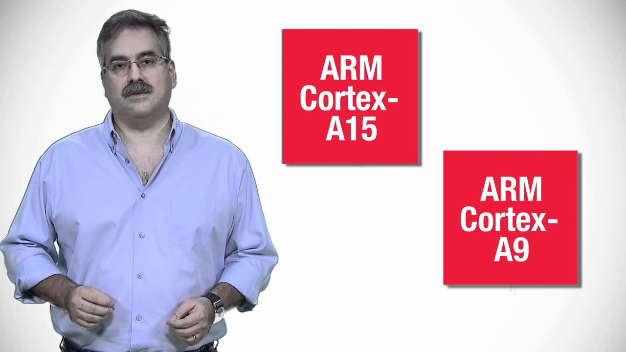 The heart of the OMAP 5 platform: ARM Cortex-A15