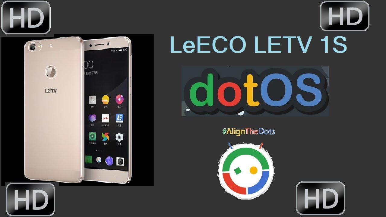 LeECO Letv 1s | DOT OS | Review/ Overview
