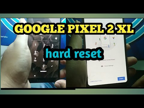 Google pixel 2 xl lupa password | hard reset