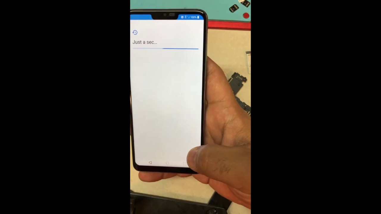 LG G7 Remove FRP By Test point