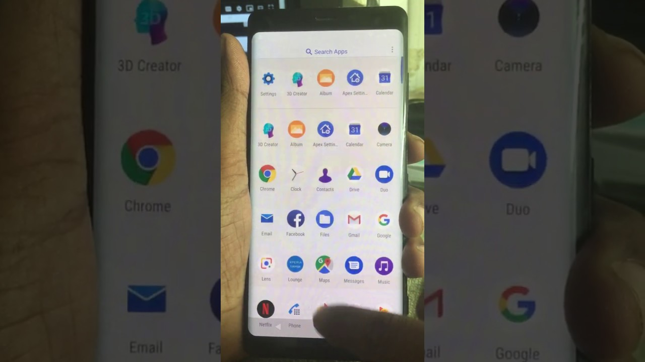 Sony Xperia XZ3 H9436 Bypass FRP  2019 Android 9.0