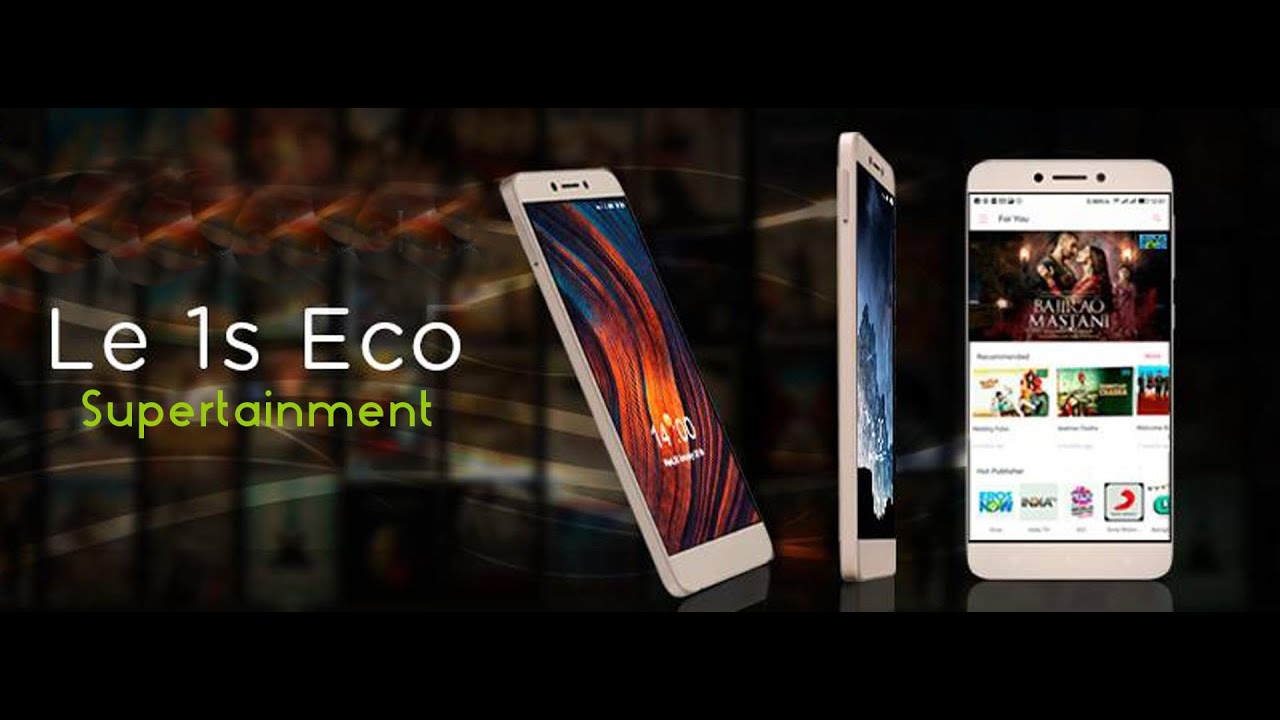 LeEco Le 1s Eco: Will India Pay For Content ?