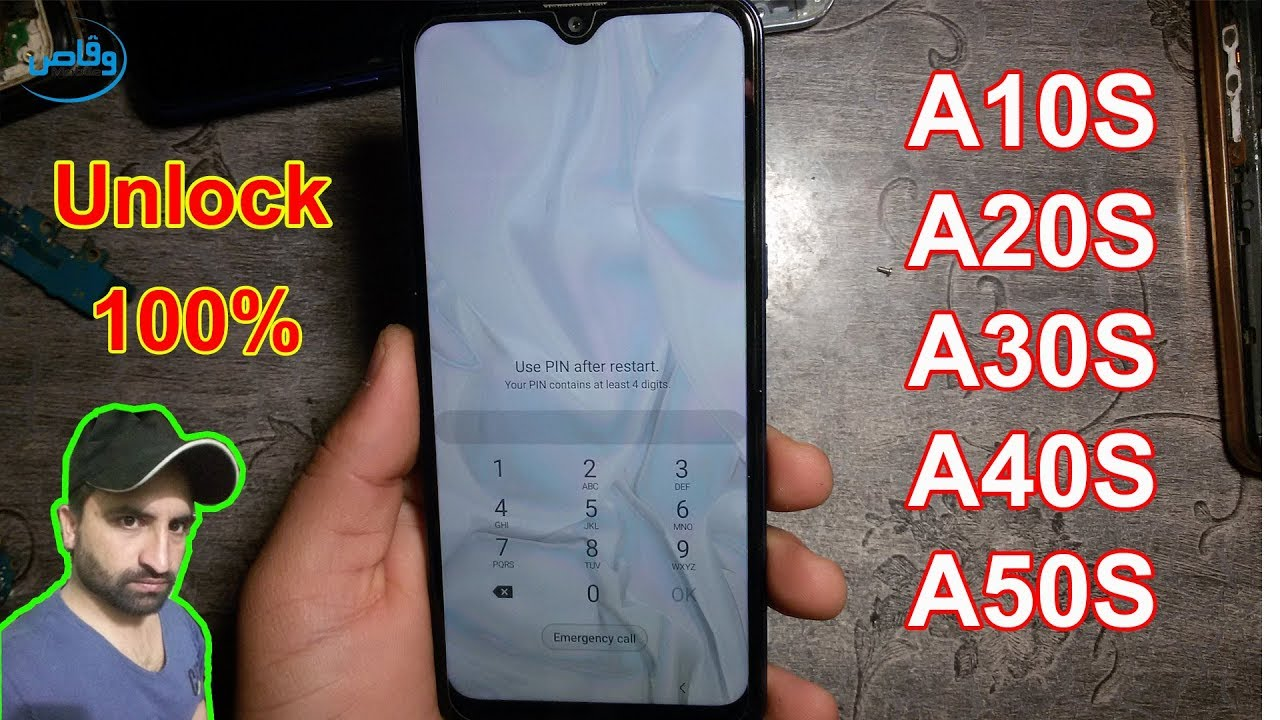 How to Unlock Pattern/Password Samsung Galaxy A10s,A20s.A30s,A40s,A50s Without PC by waqas mobile