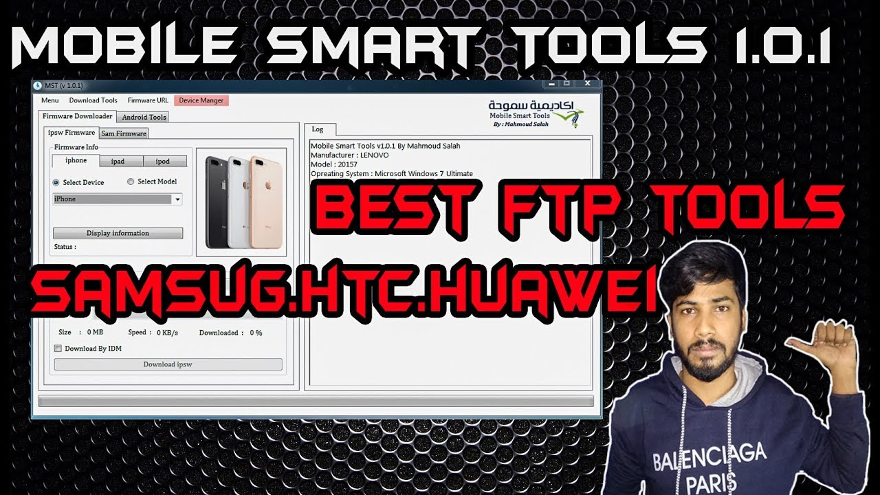 Mobile Smart Tools 1. 0 .1 Frp Remove   samsung.htc.huawei.ipad   mobile tech channel